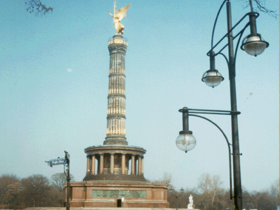 Berlin ist eine alte Stadt.