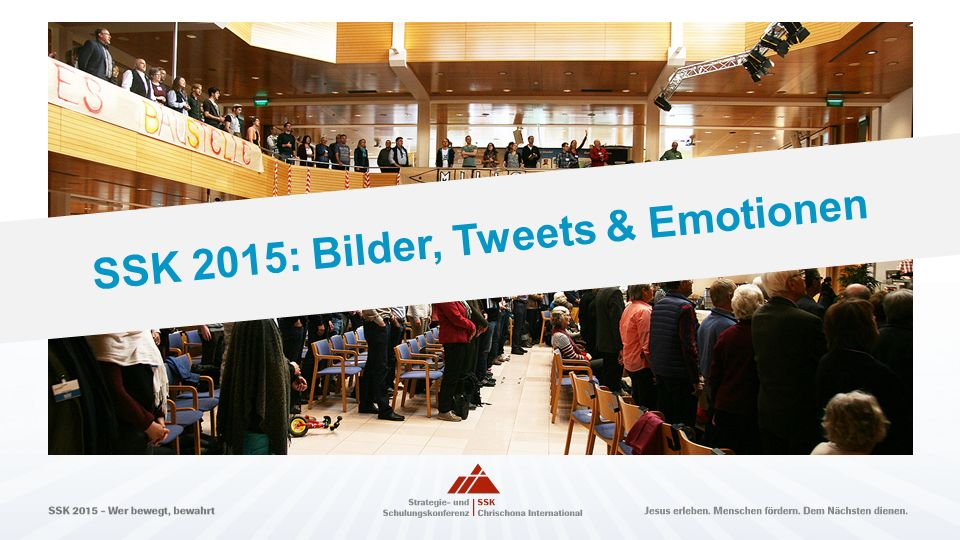 SSK 2015: Bilder, Tweets & Emotionen