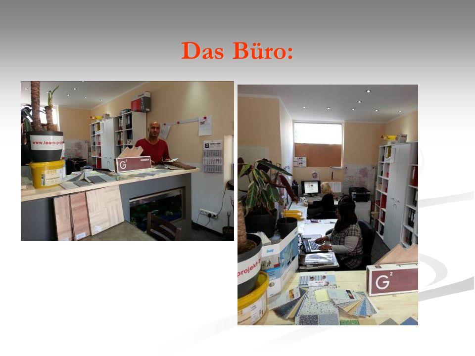 Das Büro: