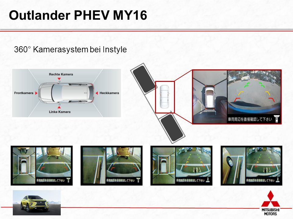 360° Kamerasystem bei Instyle
