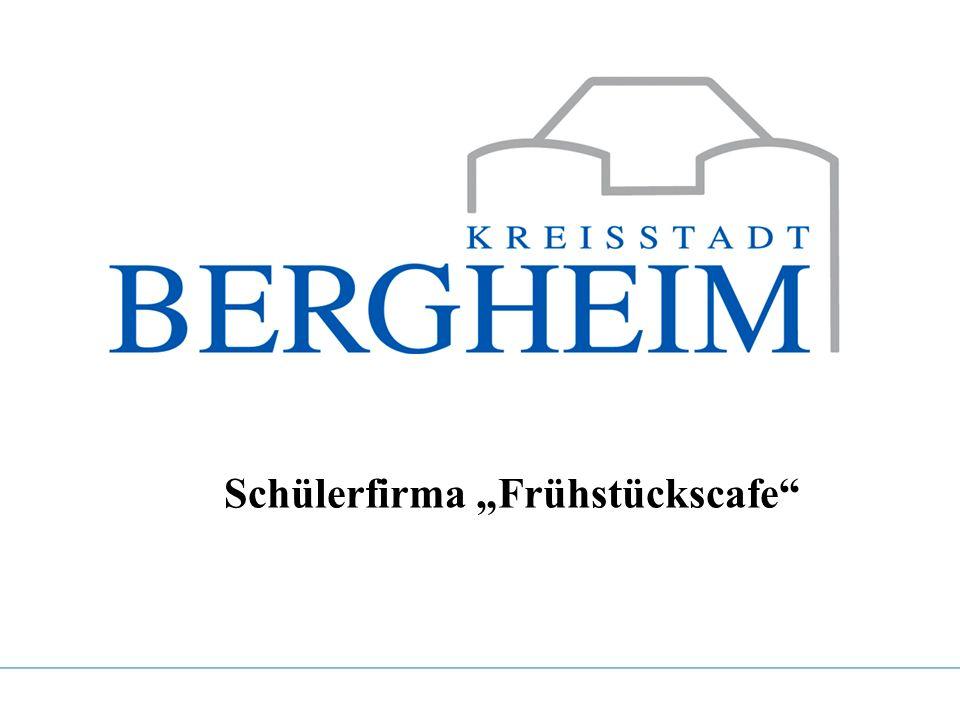 "Schülerfirma ""Frühstückscafe"