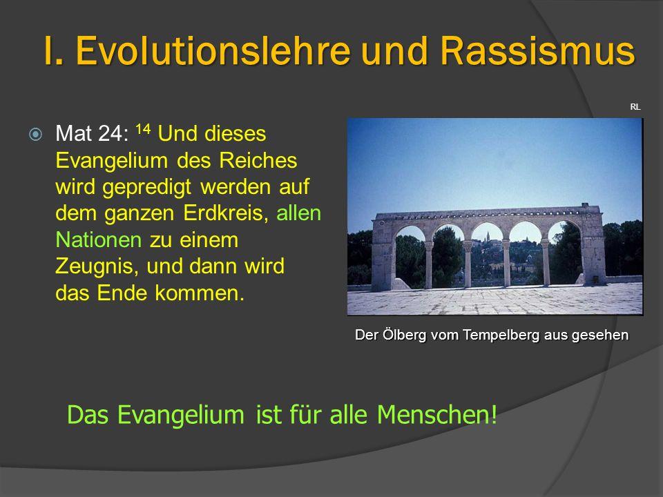  Mat 24: 14 Und dieses Evangelium des Reiches wird gepredigt werden auf dem ganzen Erdkreis, allen Nationen zu einem Zeugnis, und dann wird das Ende