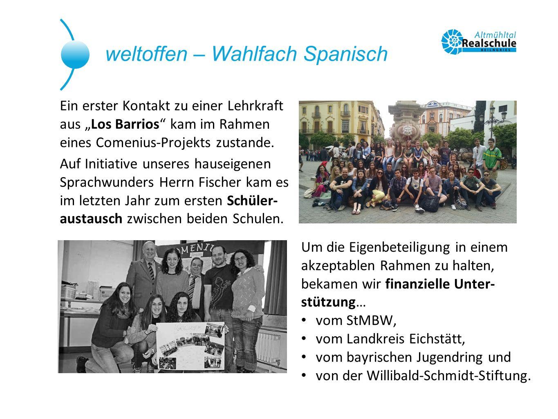"""weltoffen – Erasmus+ Sprachlernangebot """"Ready for innovative teaching? Welche Ziele verfolgt das Projekt."""
