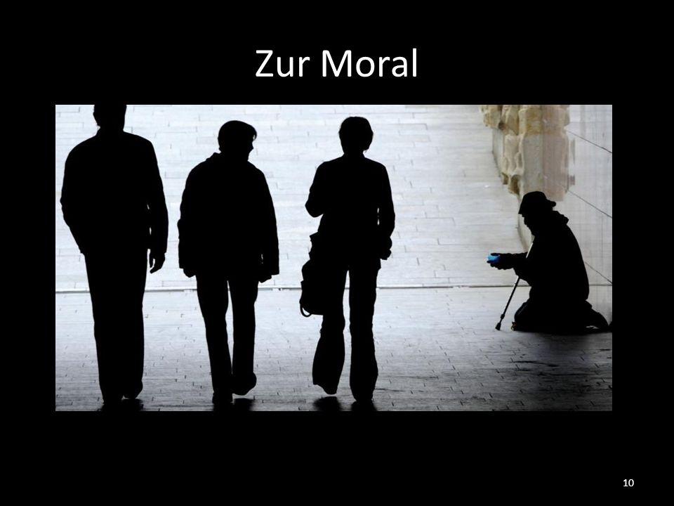Zur Moral 10
