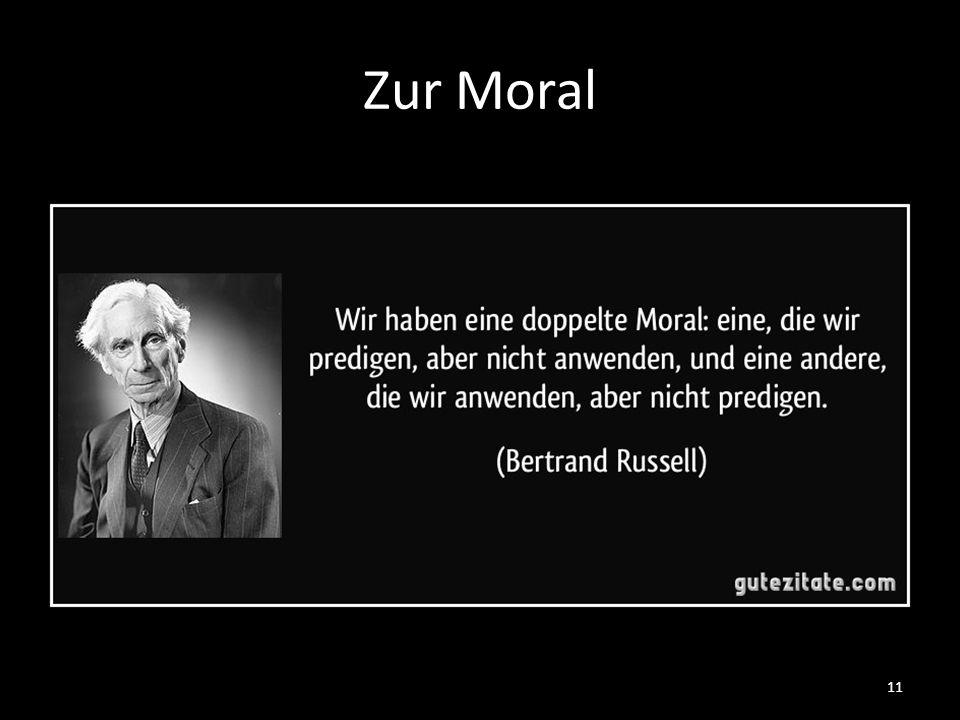 Zur Moral 11