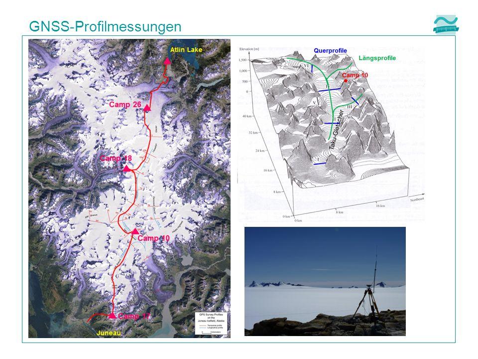 GNSS-Profilmessungen