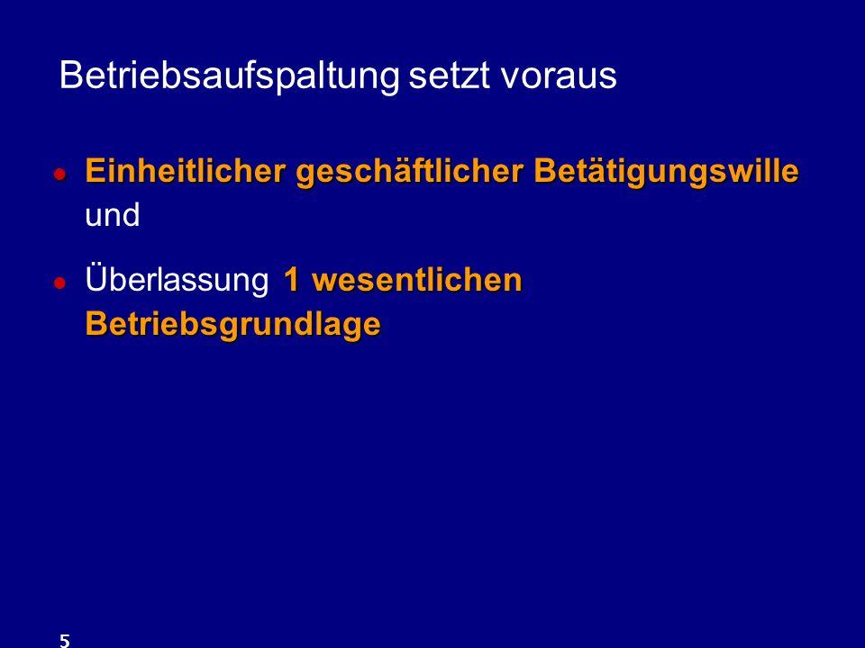 46 Entschädigung Schaden Schaden neuer Rechtsgrund neuer Rechtsgrund Zwangslage Zwangslage Zusammenballung Zusammenballung