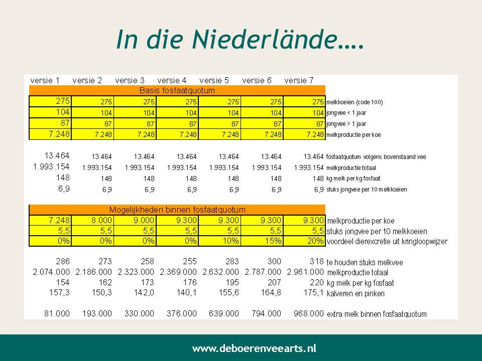In die Niederlände…. www.deboerenveearts.nl