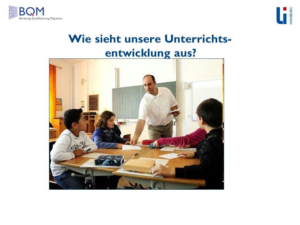 Interkultureller Unterricht…