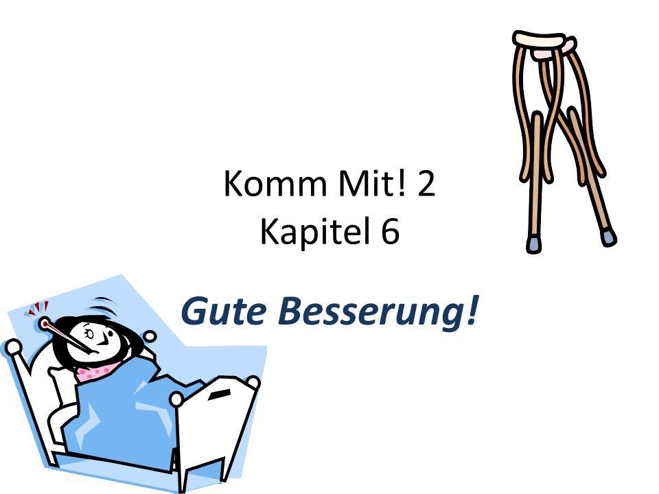 KM2.6.1 Reflexivpronomen: Dativ fehlen (D)was fehlt ihm…fehlte ihmh.