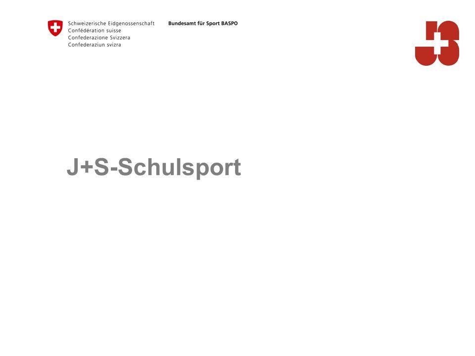 J+S-Schulsport