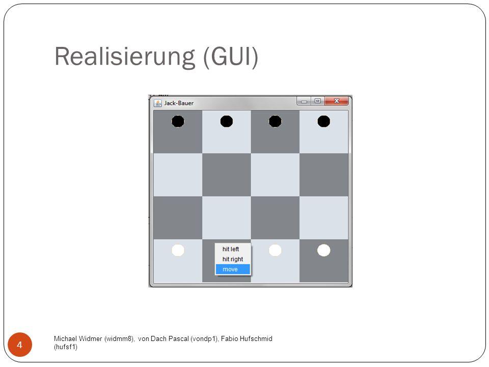 Umsetzung Michael Widmer (widmm8), von Dach Pascal (vondp1), Fabio Hufschmid (hufsf1) 5 Erste Strategie (SerialSeason1 bzw.