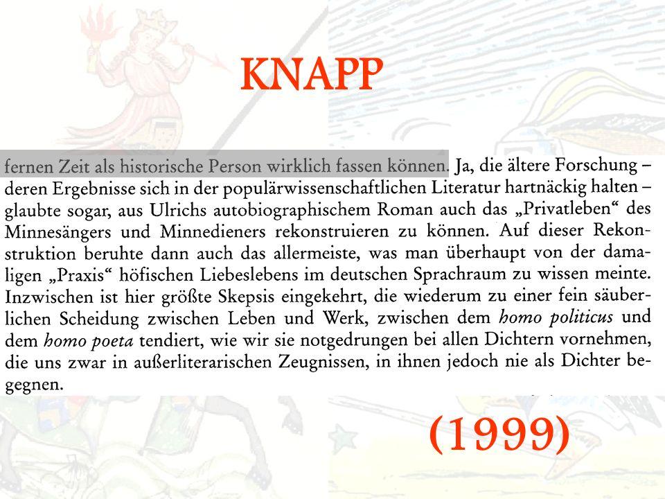 KNAPP (1999)