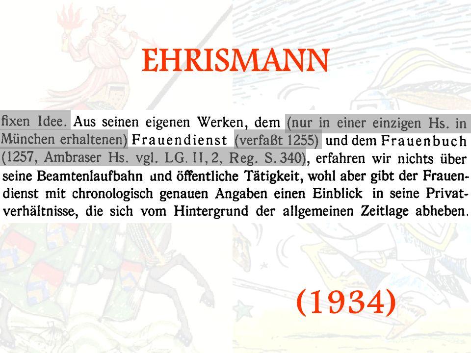 EHRISMANN (1934)