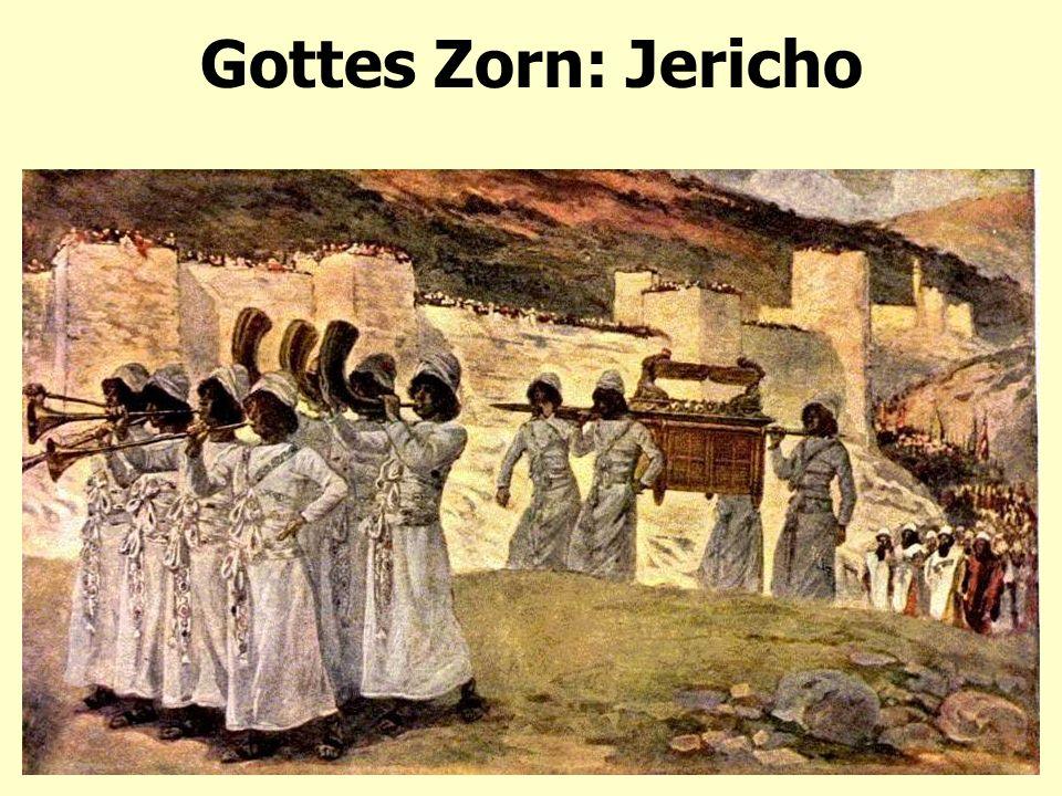Gottes Zorn: Jericho