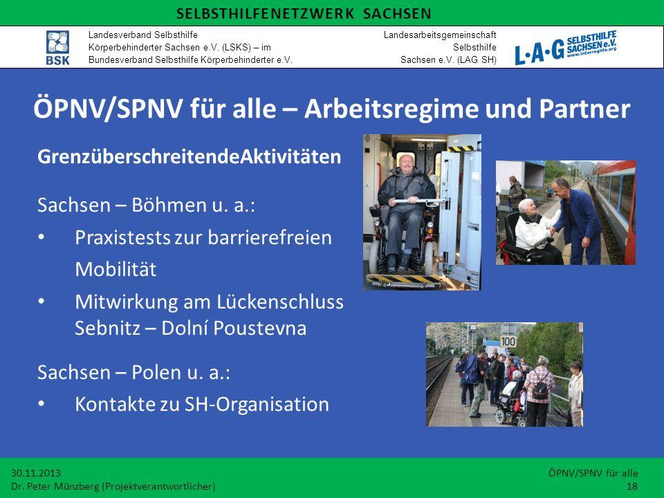 GrenzüberschreitendeAktivitäten Sachsen – Böhmen u.