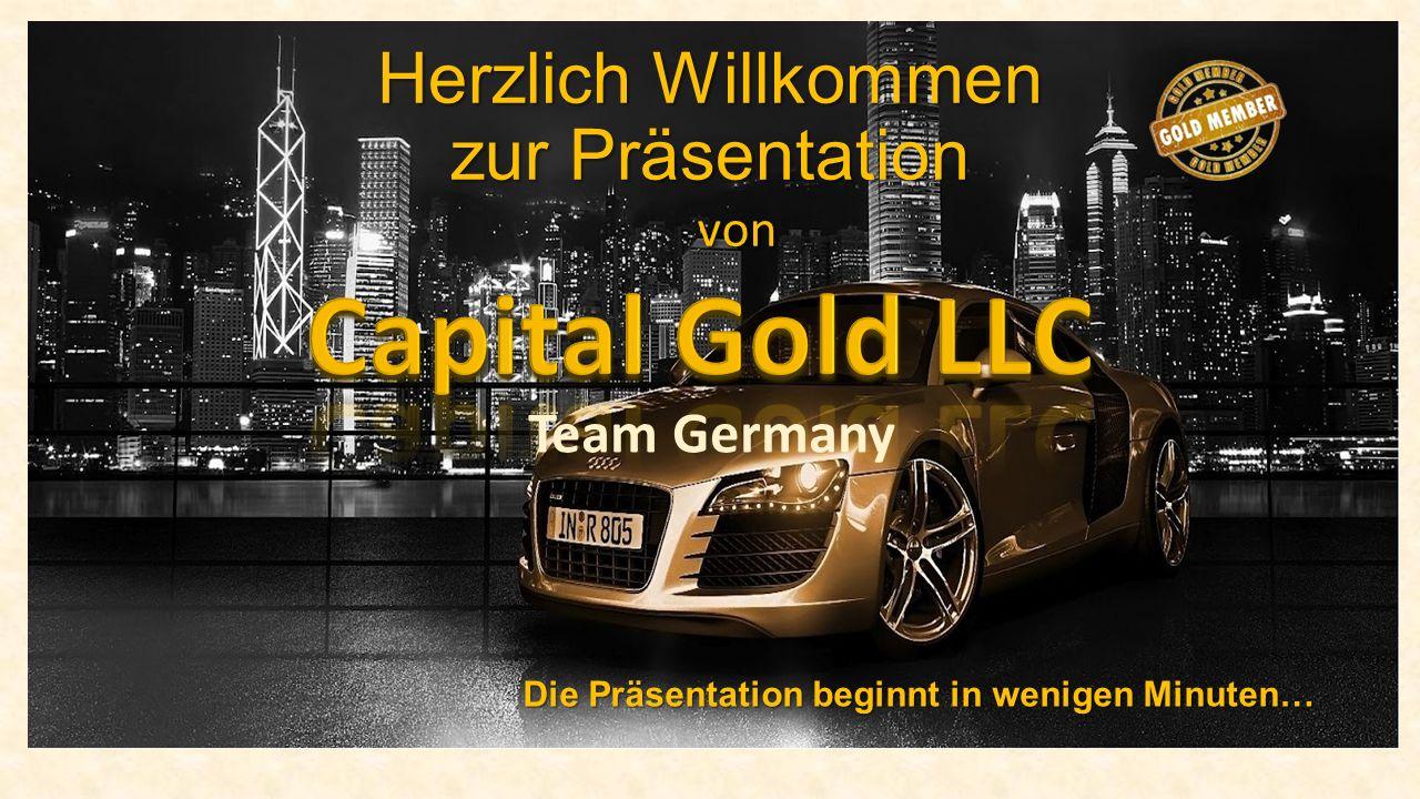 vonvon Herzlich Willkommen zur Präsentation Die Präsentation beginnt in wenigen Minuten… Team Germany