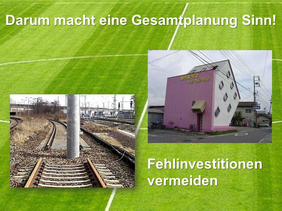Beurteilung ** «Cockpit» ** Über alle städtischen Infrastrukturen sowie die Vereinsanlagen in Gossau, Arnegg und (Andwil nur Schulanlagen) 6'000 JA Stimmen in die Urne durch den Sport.