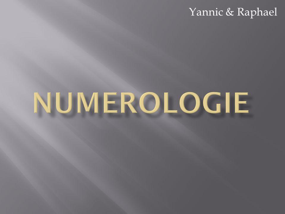 Definition: «Numerologie ist die Lehre von den Zahlen, die einen inneren Zustand und ein inneres Wesen reflektiert.
