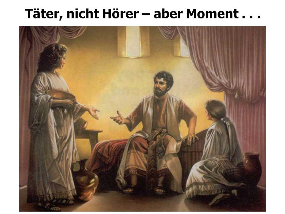 Lukas 10: Das Eine, das Not ist.Nicht: Da war eine Frau mit Namen Marta, die nahm ihn auf.
