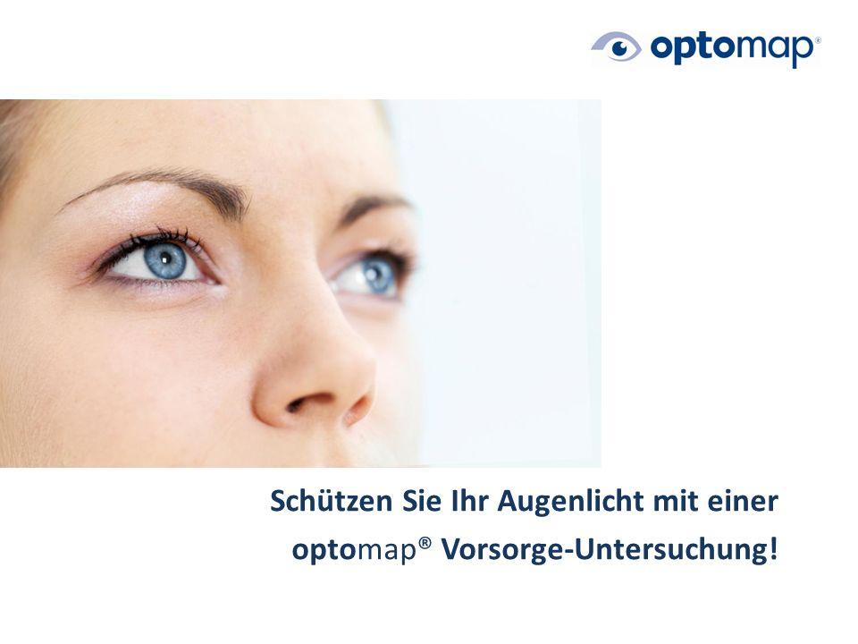 Schützen Sie Ihr Augenlicht mit einer optomap® Vorsorge-Untersuchung!