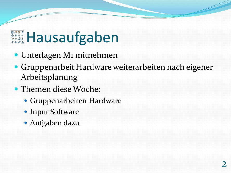Software I 3
