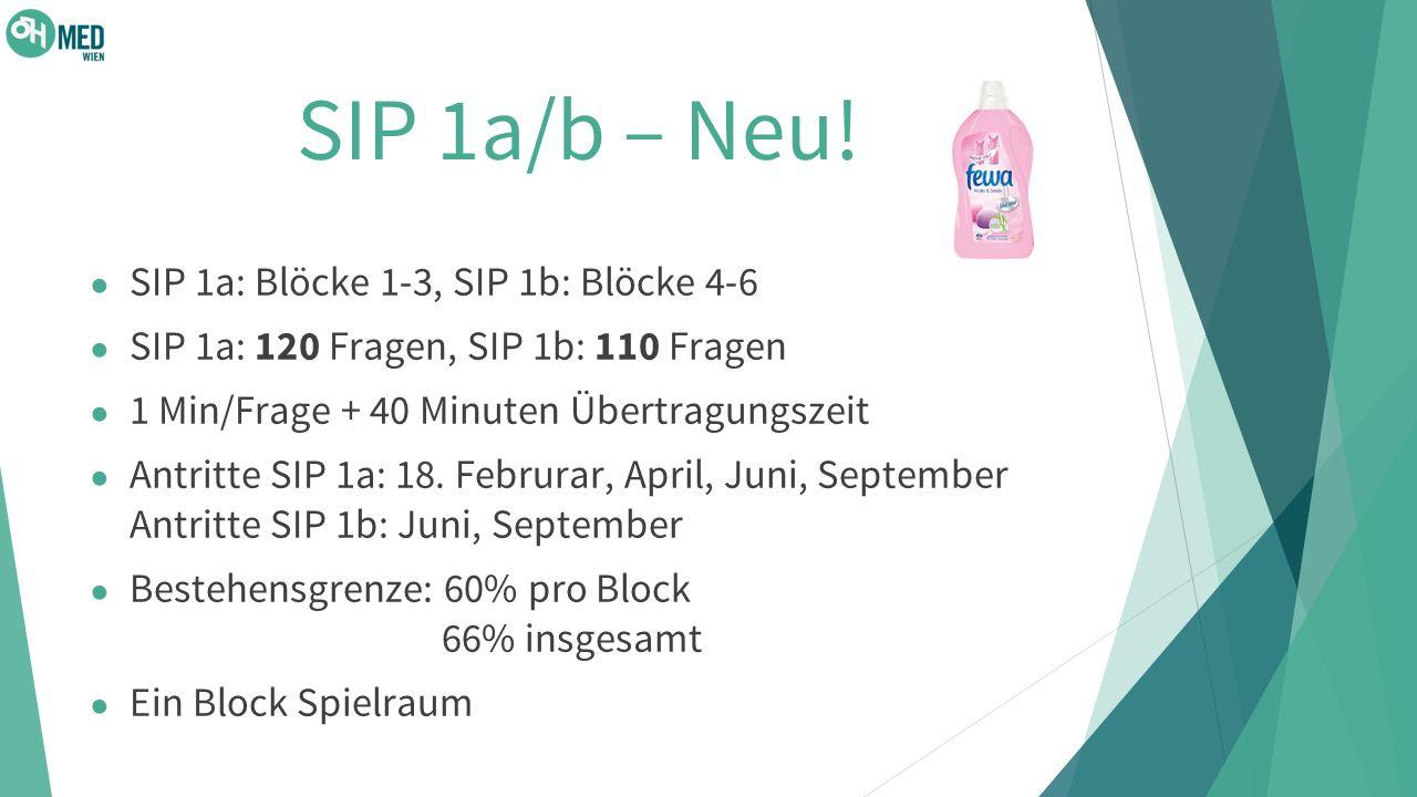 SIP 1a/b – Neu.