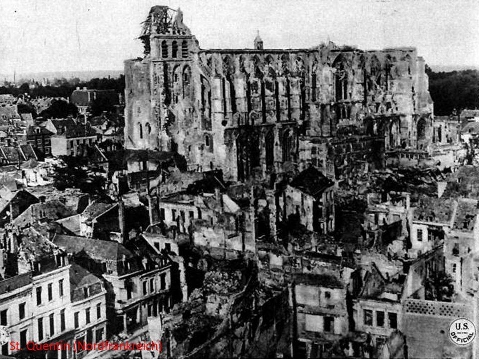 St. Quentin (Nordfrankreich)