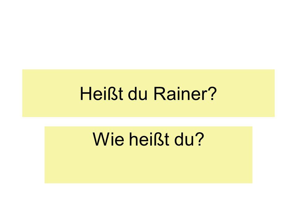 Arrange the words in the correct order.1.du – stehst – Wann – auf - .
