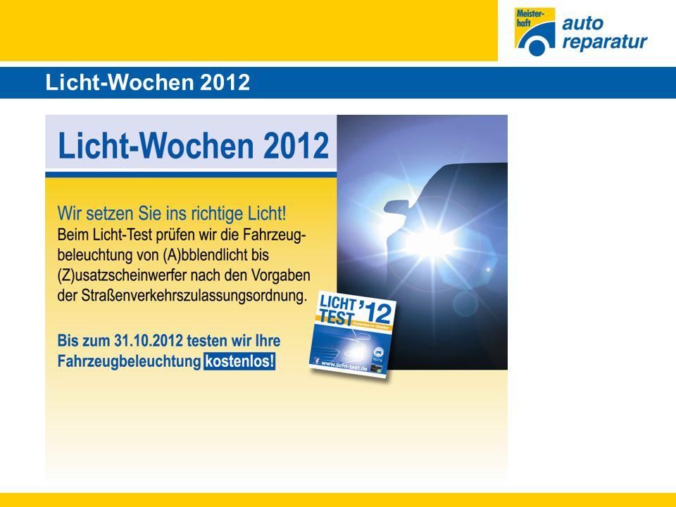 Licht-Wochen 2012