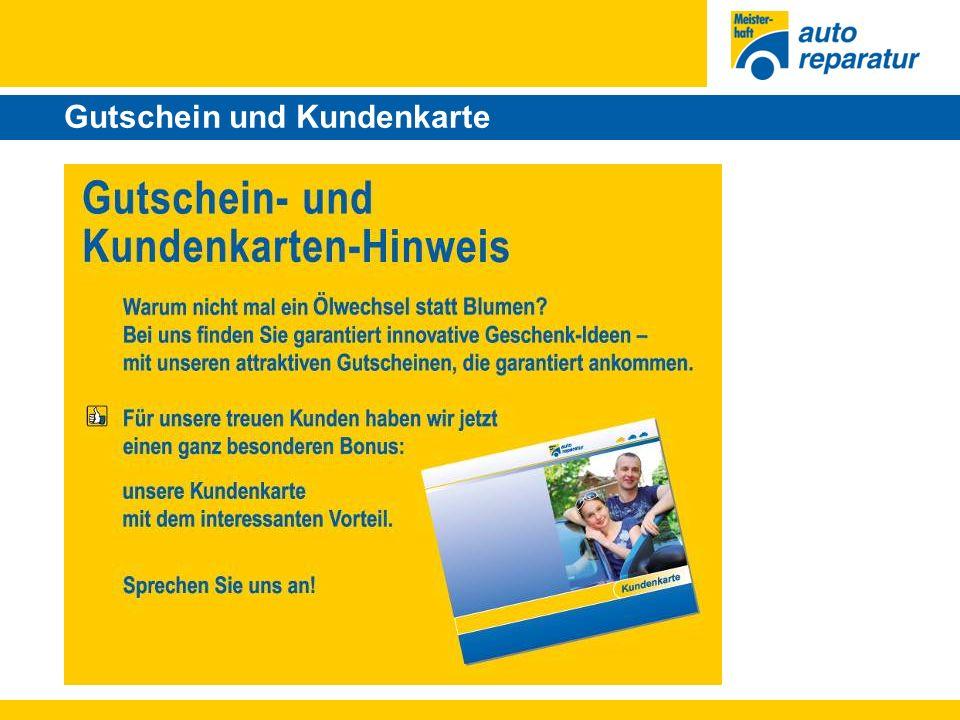 Winter-Check mit Service-Gutschein Sonderpreis ab 0,00 € zzgl. Material