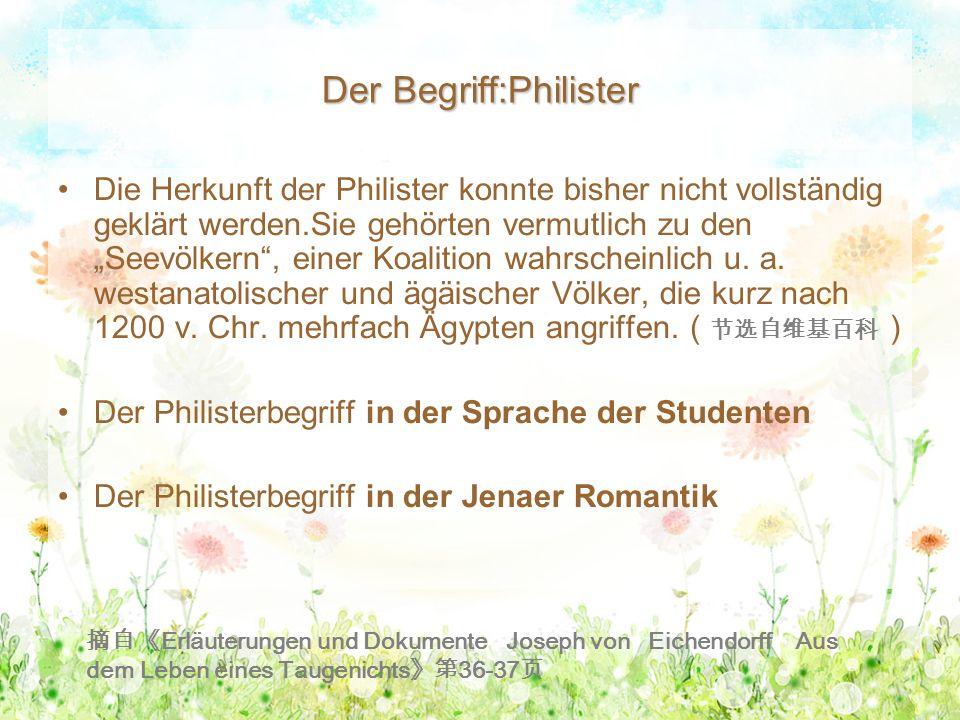 """Der Begriff:Philister Die Herkunft der Philister konnte bisher nicht vollständig geklärt werden.Sie gehörten vermutlich zu den """"Seevölkern , einer Koalition wahrscheinlich u."""