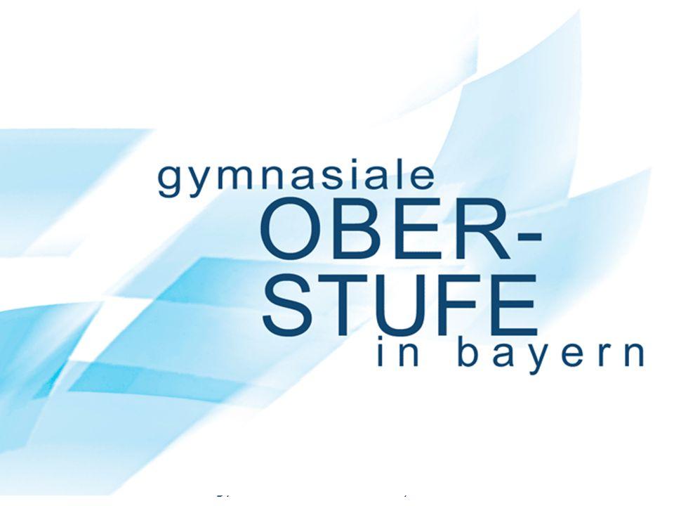 www.gymnasiale-oberstufe-bayern.de G 8 Ich danke Ihnen für Ihre Aufmerksamkeit und Geduld sehr herzlich.