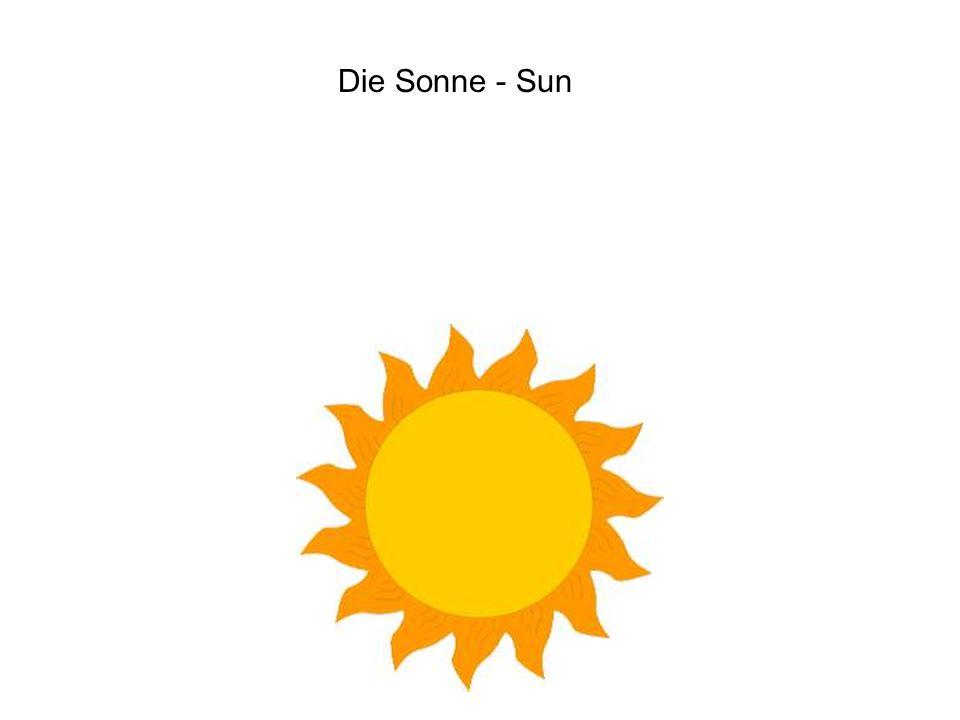Die Sonne - Sun