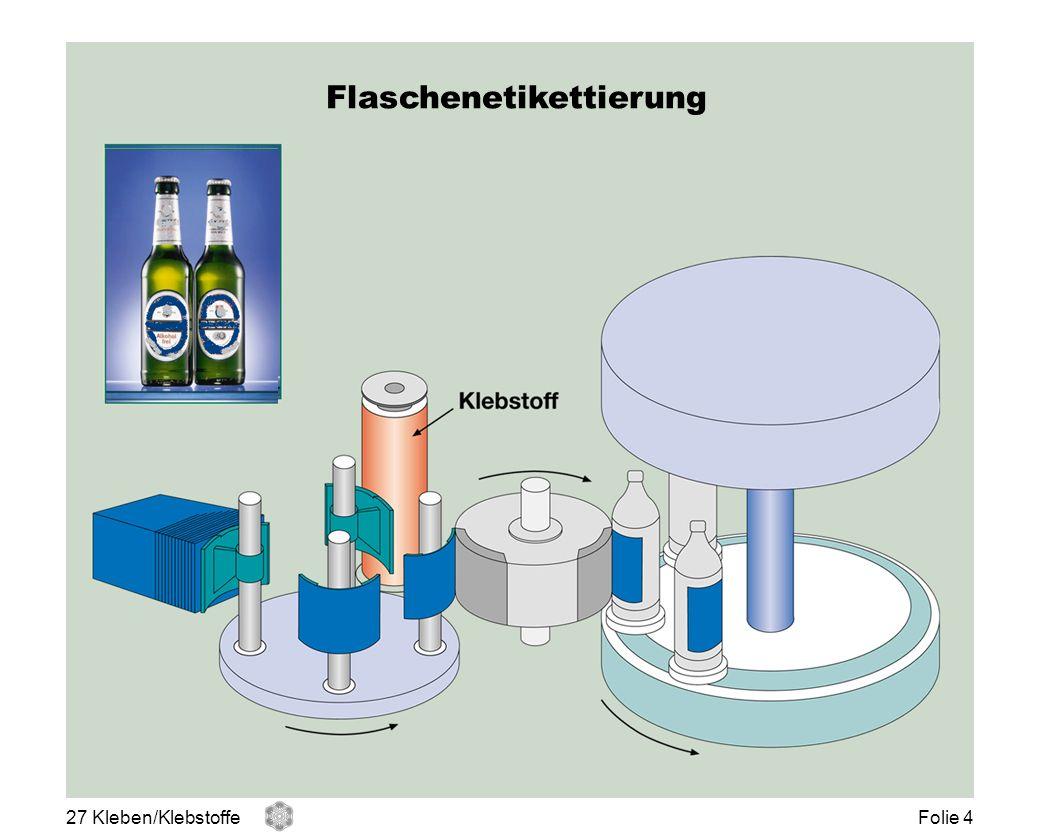 Flaschenetikettierung 27 Kleben/KlebstoffeFolie 4