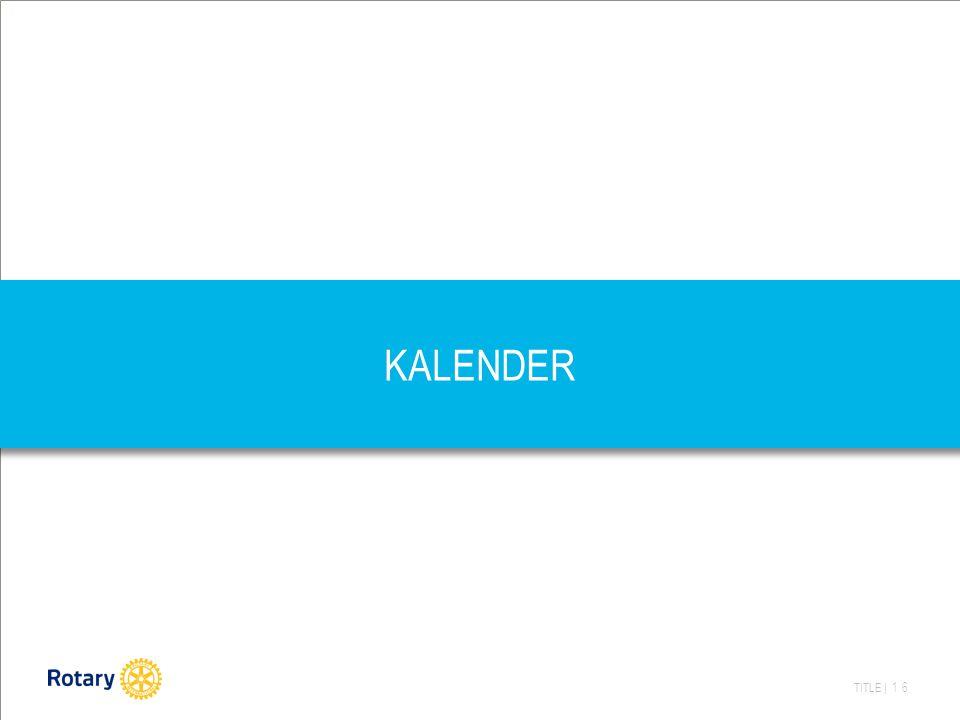 TITLE | 16 KALENDER
