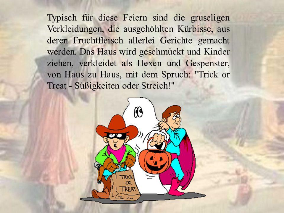 Wie ist Halloween entstanden. Der Halloween Brauch stammt ursprünglich aus dem keltischen Raum.