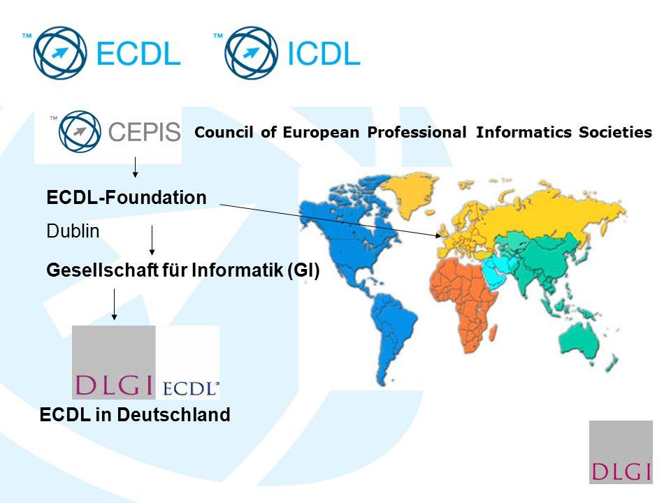 Erläuterung der Schulkonditionen für den ECDL Kosten pro Schüler: Prüfungsgebühren ECDL Base mit 4 Modulen 60 EUR (inkl.