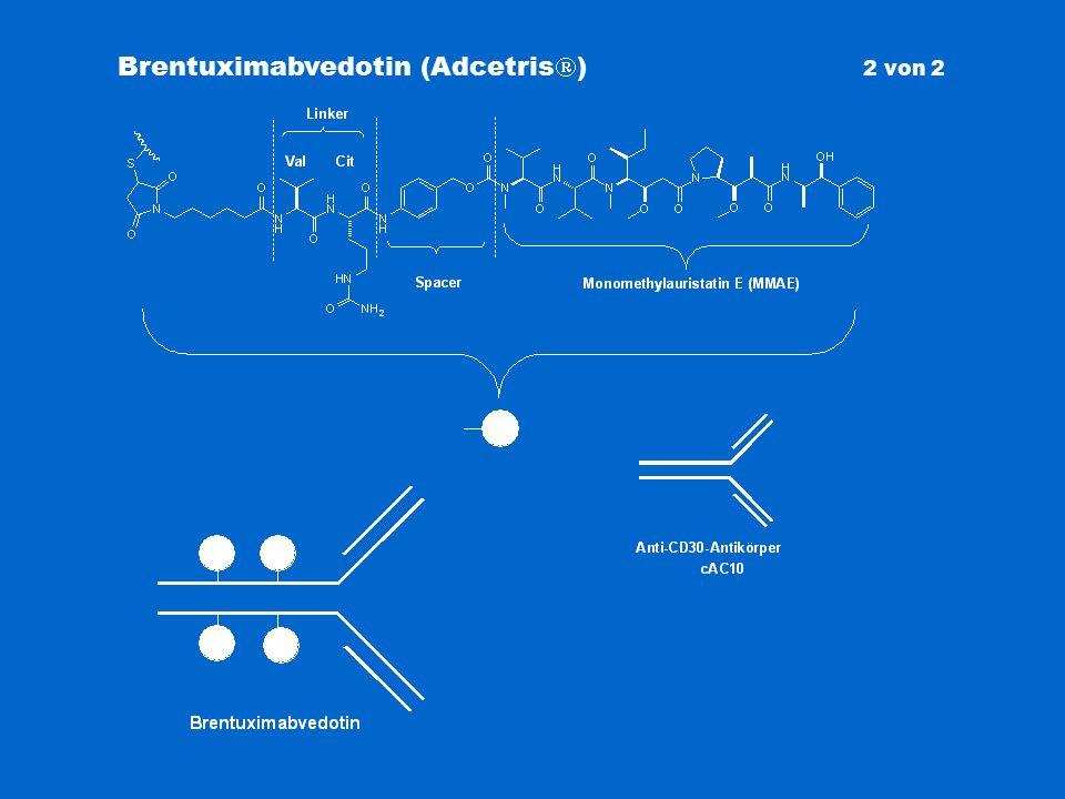 Brentuximabvedotin (Adcetris  ) 2 von 2