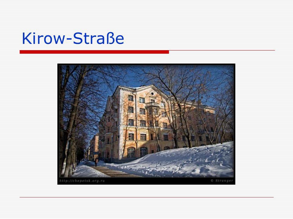 Kirow-Straße