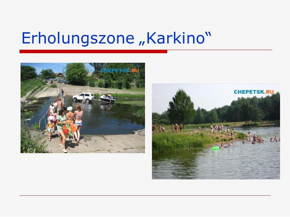 "Erholungszone ""Karkino"