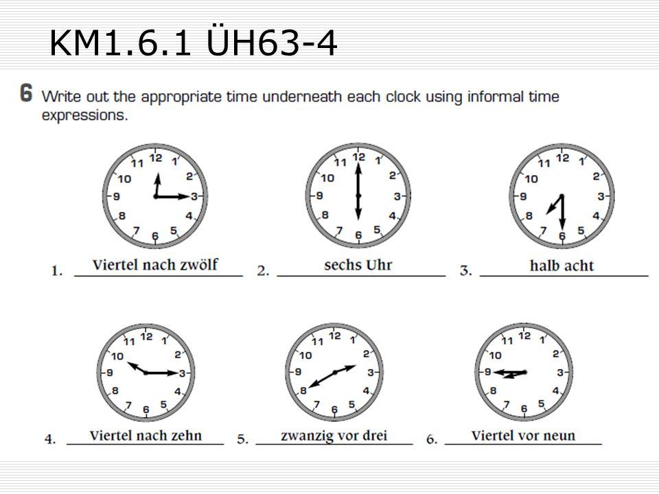 KM1.6.1 ÜH63-4