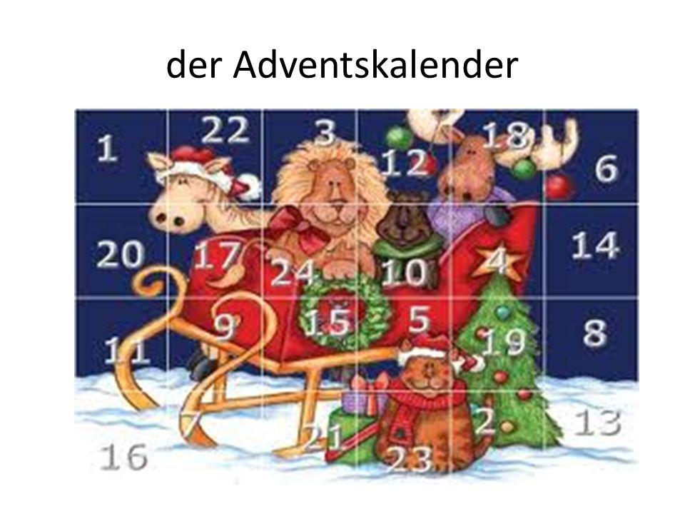 Weihnachten in Deutschland Was wisst ihr schon