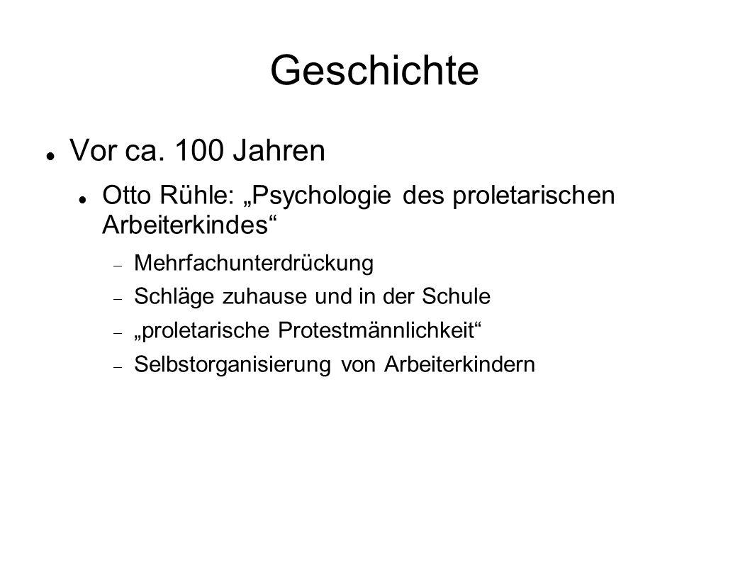 Selbstorganisierung Unpolitische Selbstorganisierung / Defizit- Ansatz Arbeiterkind.de