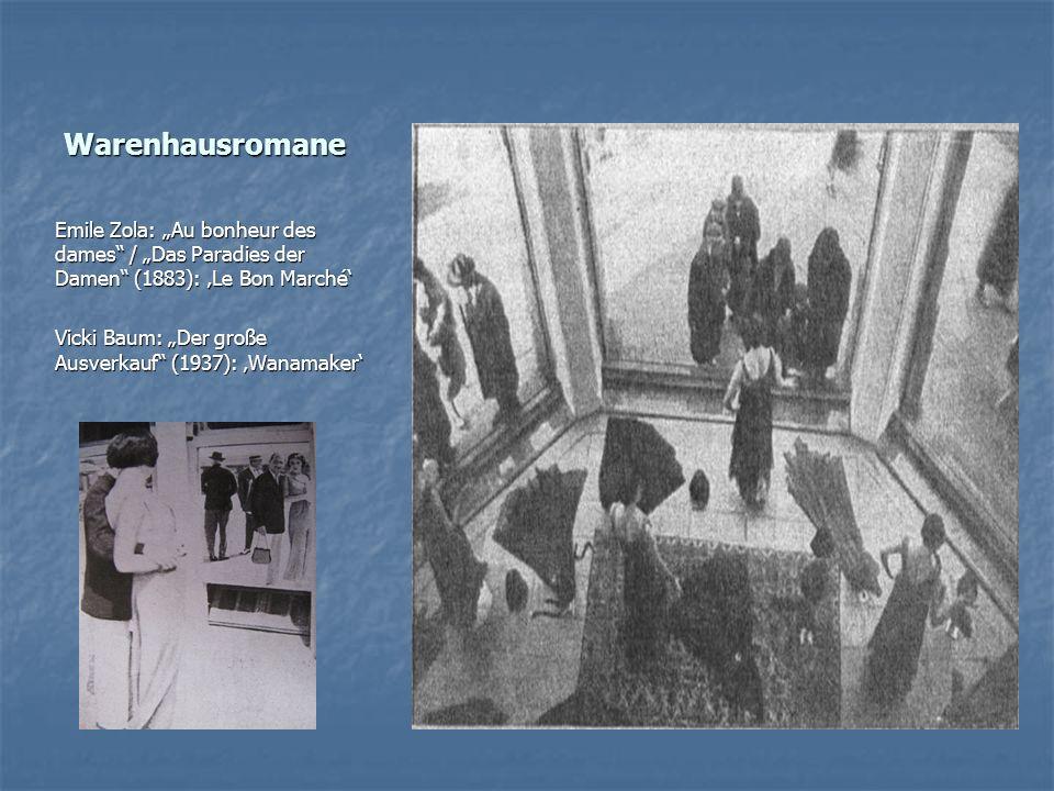 Werner Türk: Konfektion.Roman, Berlin u. Wien 1932, S.