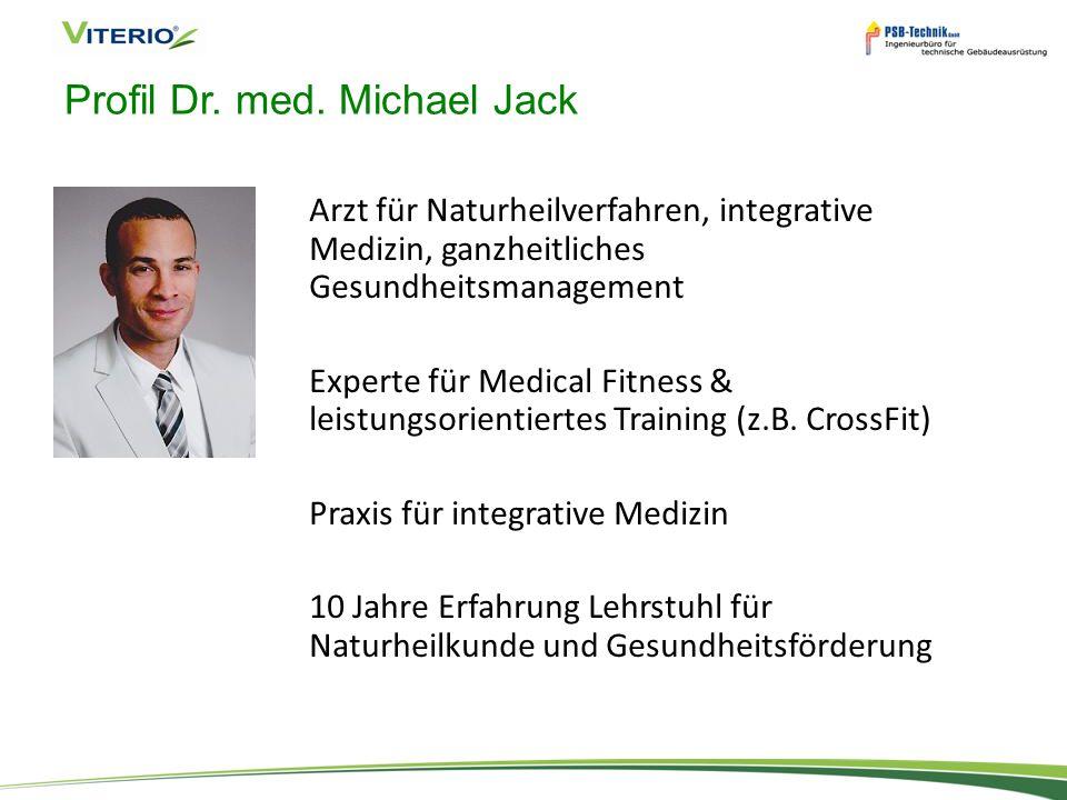 Profil Dr. med.