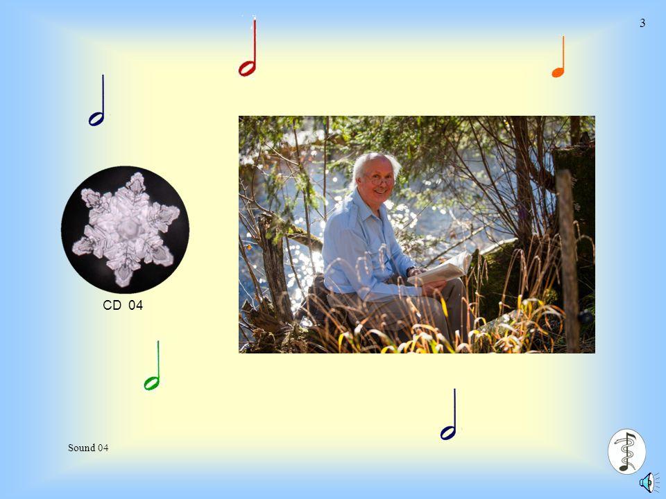 Sound chair II 2 Sound 01 P.S.: Die Bilder der Wasserkristallaufnahmen entsprechen aus Schutzgründen nicht der jeweiligen Schwingung.