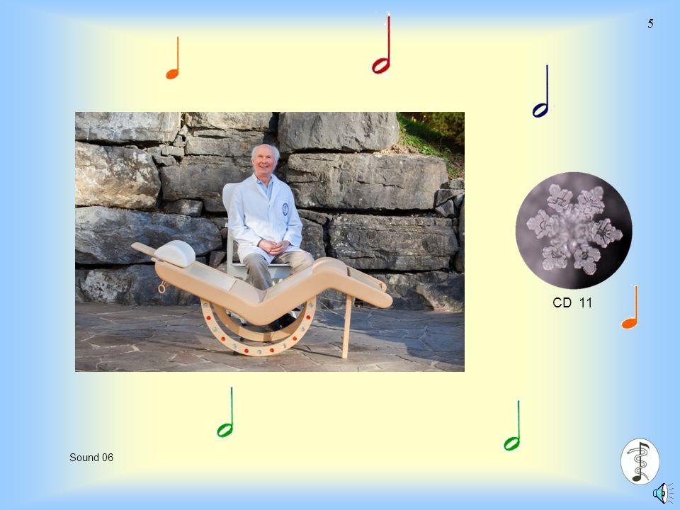 Sound chair V 5 Sound 06 CD 11