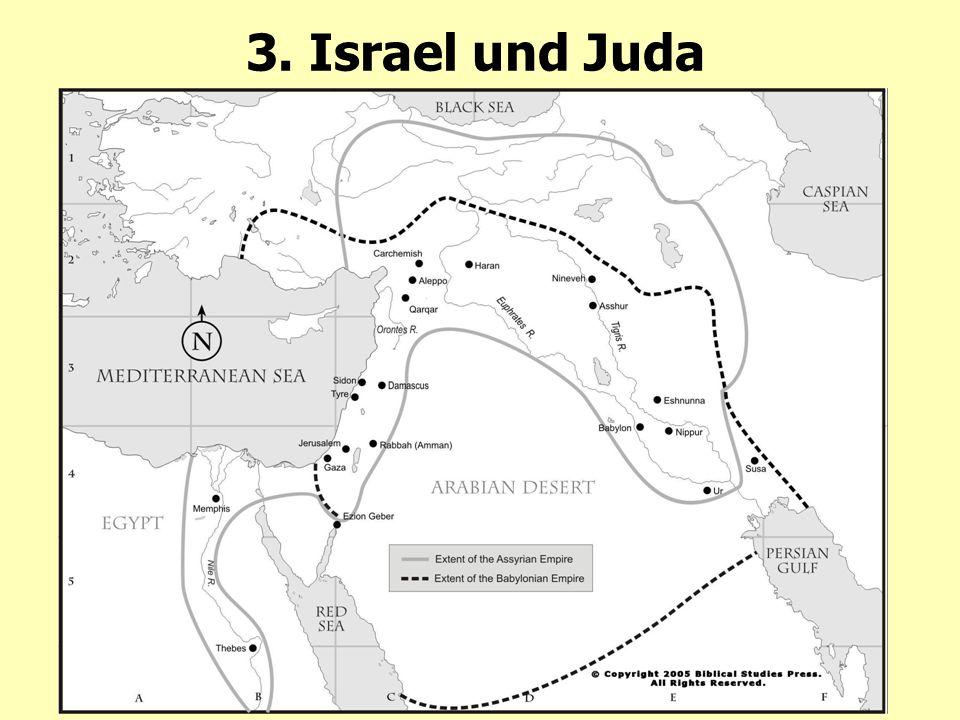 3. Israel und Juda