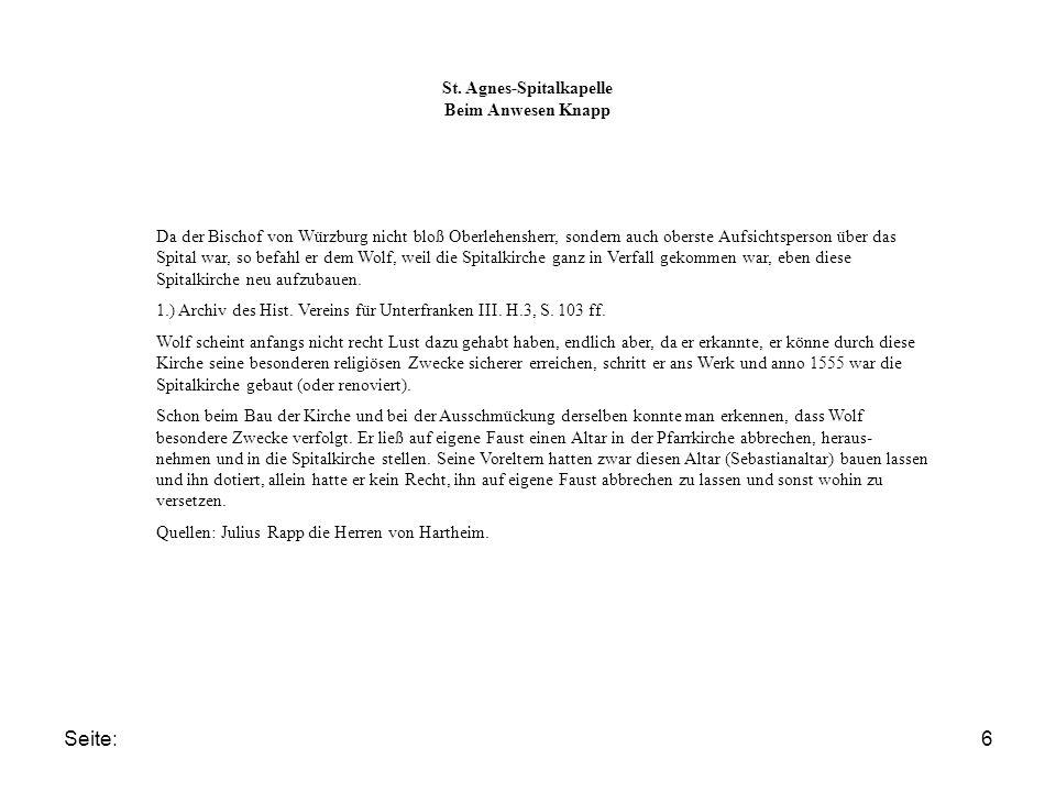 Seite:6 St.
